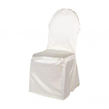 inchiriere husa scaun alba