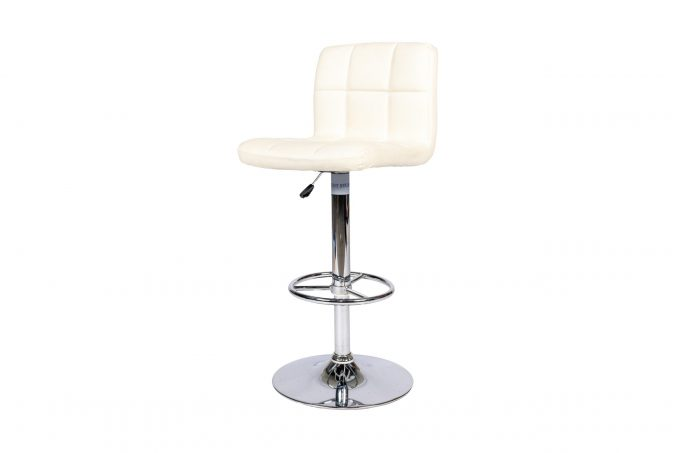 Inchiriere scaun bar alb